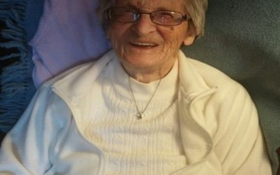 January Resident of the Month ~ Irene Duncan